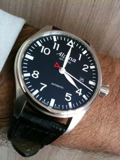 Alpina Startimer Pilot Automatic 40mm