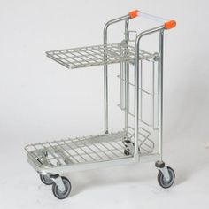 cargo trolley, shopping trolley, more items @ Linkup Store Equipment Co., Ltd.