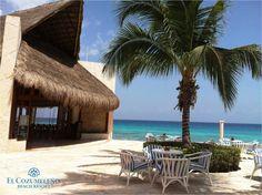 El Cozumeleňo Beach Resort Cozumel Island, Beach Resorts, Patio, Outdoor Decor, Home, Ad Home, Homes, Haus, Terrace