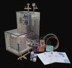 Hydrogen fuel cell demo