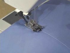 Wow!  How to use your sewing feet.  Many, many videos here!