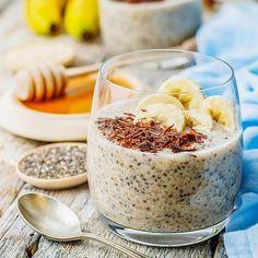 Veganer Low Carb Quinoa-Chia-Pudding