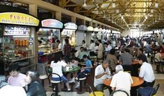 You haven't been to Singapore if you haven't eaten at a hawker centre.... check out our list of must try hawker centres!