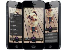 Snapchat Redesign by Mike Arndt