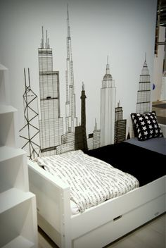 cool for kids Bedroom Wall, Kids Bedroom, Bed Design, House Design, Awesome Bedrooms, Coolest Bedrooms, Low Cost, Teen Girl Bedrooms, Decoration