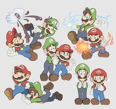 Super Mario Brothers, Super Mario Bros, Mundo Super Mario, Super Mario Kunst, Nintendo Super Smash Bros, Nintendo Game, Nintendo Characters, Nintendo Switch, Game Character