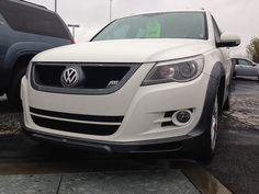 VWVortex.com - H&R Abt Tiguan is Back