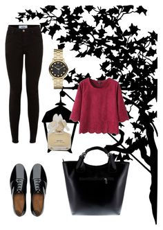 """Bez naslova #12"" by semir-jimmy-hidanovic ❤ liked on Polyvore featuring mode, Marc by Marc Jacobs, Massimo Castelli et FitFlop"