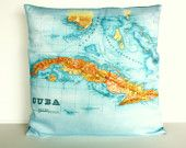 Got to get some of these awesome map pillows!