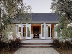 Mann-Zinfandel-0396.jpg #exterior #landscape #CA #entry #door #porch #walkway #home #design #architecture #design #deck