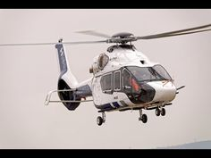 Charles D'Alberto : Airbus Helicopters' second H160 prototype takes off - Charles D'Alberto