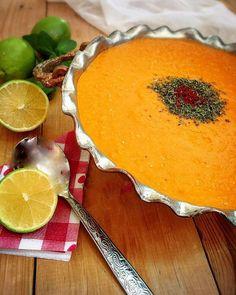 طرزتهیه سوپ ازوگلين مواد لازم سوپ ازوگلين رسیپی سوپ ازوگلين Vegan Carrot Soup, Carrots, Cakes, Recipes, Food, Cake Makers, Kuchen, Essen, Cake