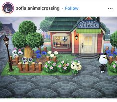 Animals Crossing, Animal Crossing Wild World, Animal Crossing Guide, Animal Crossing Villagers, Film Manga, Nintendo Switch Animal Crossing, Animal Games, Island Design, Pokemon