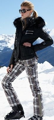 2f2f581d04 Bogner...great ski wear! Pair this with a Gold Mine Helmet Hugger