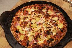 I love making Pizza!