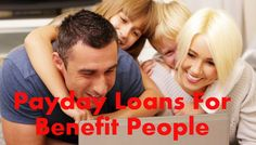Payday Loans For Benefit People Money That is Free From All Hassles | Jordan Krutz | LinkedIn