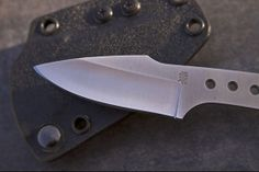 Skeleton Key L T Wright Handcrafted Knives Handle
