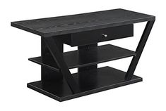 Convenience Concepts Malibu TV Stand, Black Convenience Concepts http://www.amazon.com/dp/B00KLDC9UA/ref=cm_sw_r_pi_dp_LDnkub07A326N