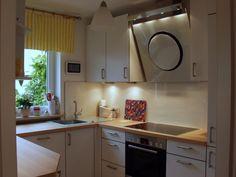 Kleiner Raum - große Küche