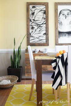 DIY RECLAIMED WOOD BUFFET – IKEA HACKS