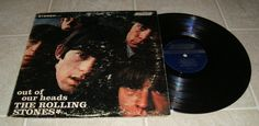 Rolling Stones Out of Our Heads Stereo Vinyl LP London Records PS 429 $14.99