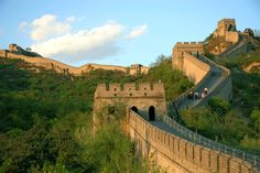 Great Wall of China. Beijing - China