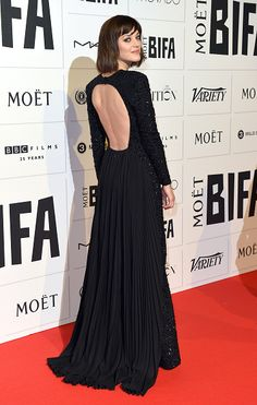 Marion Cotillard in Christian Dior Couture #BritishIndependentFilmAwards 2015 #BIFAs