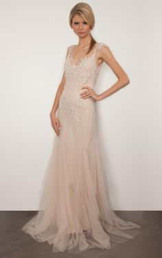 gatsby wedding dress   50+ Great Gatsby Inspired Wedding Dresses Sarah Janks -- Brianna ...