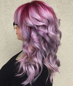 Magenta Lavender Smoke.  I drool over this one every time!