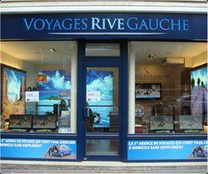 L'agence de Voyages Rive Gauche :: Nos Agences