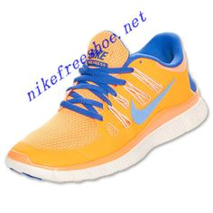 4d76ebbff807 Nike Free 5.0 Womens Bright Citrus Barely Orange Violet 580591 858 Free  Running Shoes
