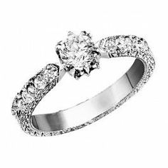 Lovely Diamond Engagement Ring www.netawolpe.com,#netawolpe, #netajewelry,#netawolpejewelry,#Engagementring, #weddingband, #diamond