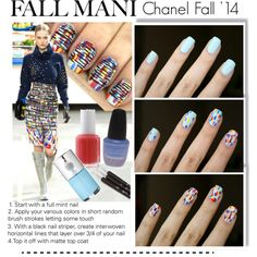 Which designer is your mani muse? Kusja chose CHANEL: http://polyv.re/1x7AfwY