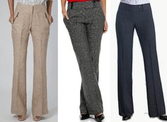 Modelagem de calça alfaiataria do 36 ao 56
