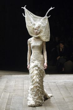 Victoria & Albert Museum to Expand 'Alexander McQueen: Savage Beauty' for London