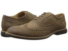 Kenneth Cole Reaction Why I Oughta Taupe Suede - 6pm.com