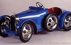 Bugatti photo server - Pedal cars and others/pedal car