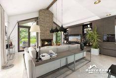 Nevada - Dobre Domy Flak & Abramowicz Nevada, Modern House Design, Moving Forward, Furniture, Barn, Home Decor, Style, Prefab Homes, Dining Rooms