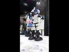 """2015 国際ロボット展:ロボット展に来たはずが""""アイドル""""にうっとり? 「プリメイドAI」に熱視線 - ITmedia ニュース"""