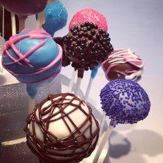 Cake pops!