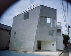 House in Matsubara / Ken'ichi Otani Architects