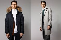 Aquascutum Autumn/Winter 2015 Men's Lookbook | FashionBeans.com