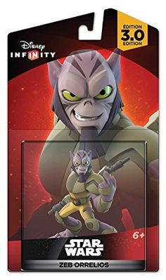 buy now   £6.09   1 – Figure;1 – Web Code Card;From Star Wars Rebels;Rebel brawler with bo-rifle for blasting Imperial forces.Disney Infinity 3.0 Edition: Star Wars Rebels Zeb Orrelios FigureHardwarePlatform:  ...Read More