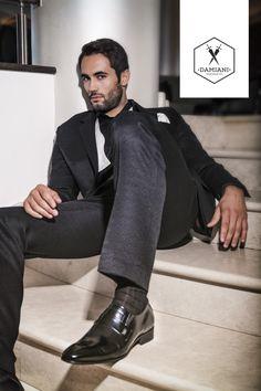 Damiani classic shoes campaign F/W 13-14 #shoes #mensshoes #campaign #fw1314 #collection1314 #damiani #fashion #mensfashion #classicshoes #wedding