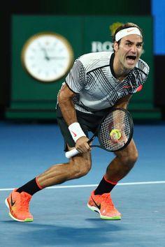 Roger Federer, Australian Open 2017 #tennismotivation