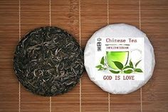 Pu erh black tea, top grade unfermented puer tea 400 grams tea cake #JOHNLEEMUSHROOMRESELLER
