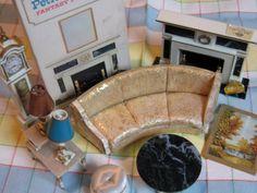 petite princess 1960s dollhouse furniture