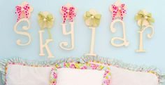 Choosing the Perfect Wall Letters