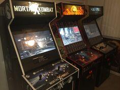 Mortal Kombat X Custom Arcade