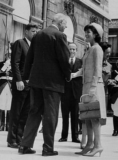 Kennedy De Gaulle